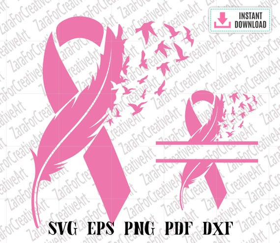 breast cancer ribbon svg free #1155, Download drawings