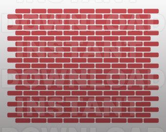 Brick svg #10, Download drawings