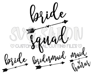 Bride svg #414, Download drawings