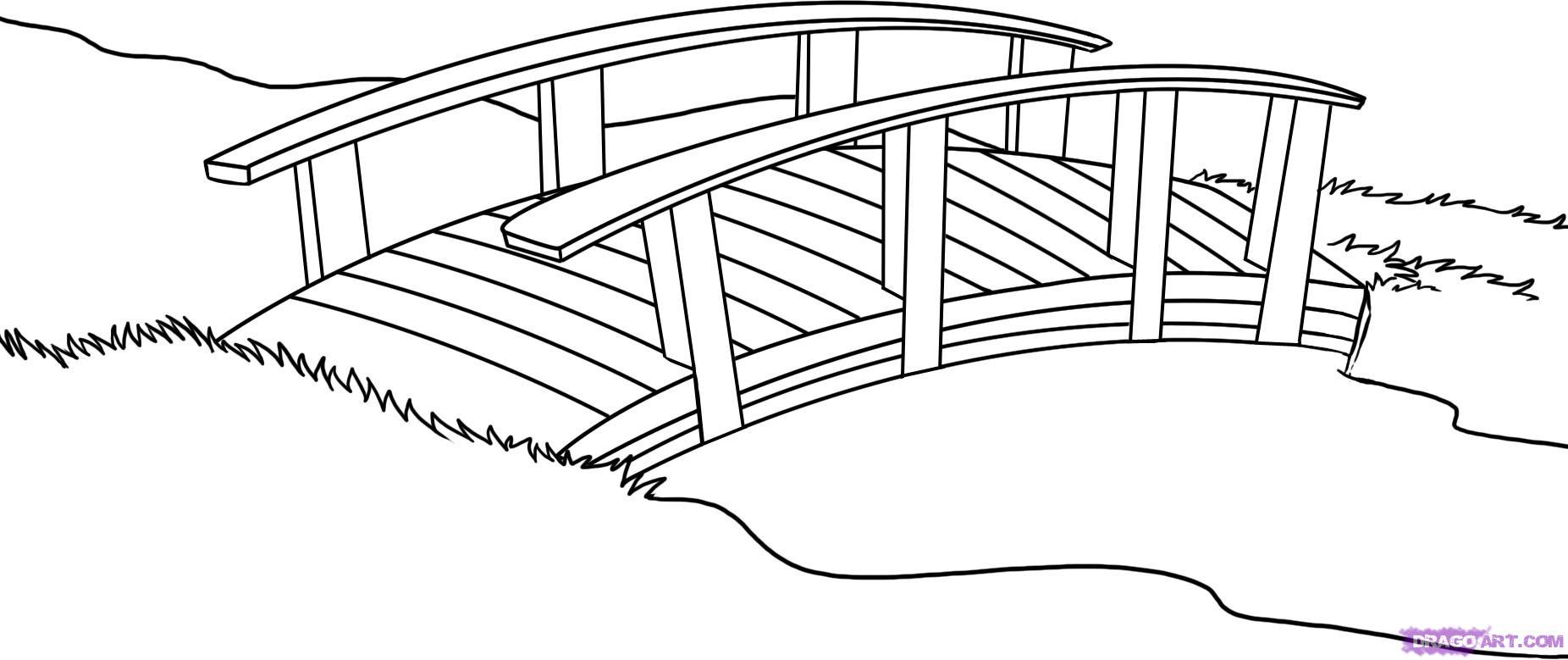 Bridge clipart #3, Download drawings