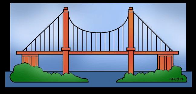 Bridge clipart #2, Download drawings