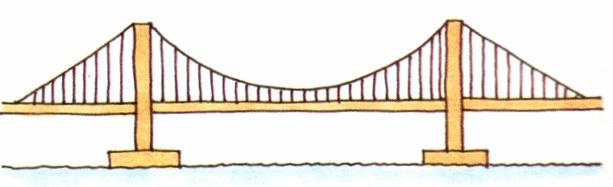 Bridge clipart #16, Download drawings