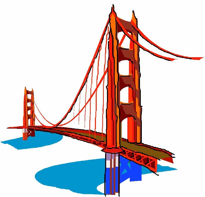 Bridge clipart #4, Download drawings