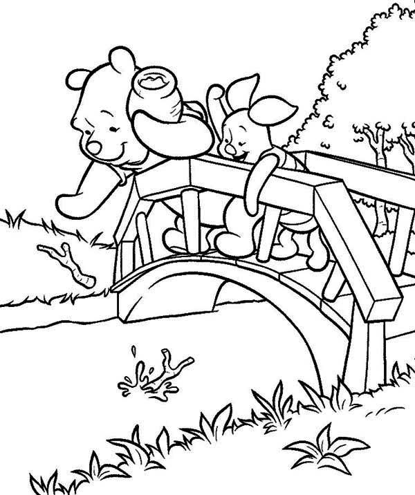 bridge coloring book pages | Bridge coloring, Download Bridge coloring for free 2019