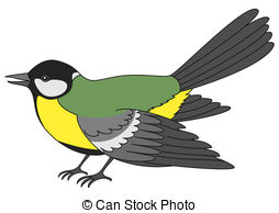 Bridled Titmouse clipart #8, Download drawings