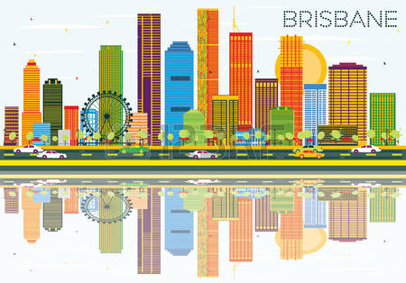Brisbane clipart #3, Download drawings
