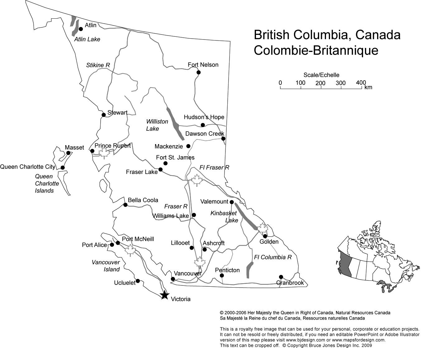 British Columbia coloring #3, Download drawings