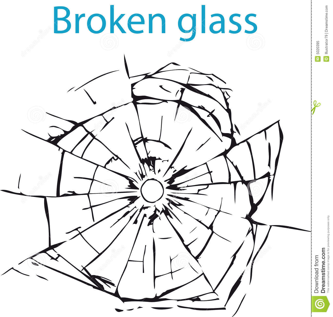 Broken Glass clipart #11, Download drawings