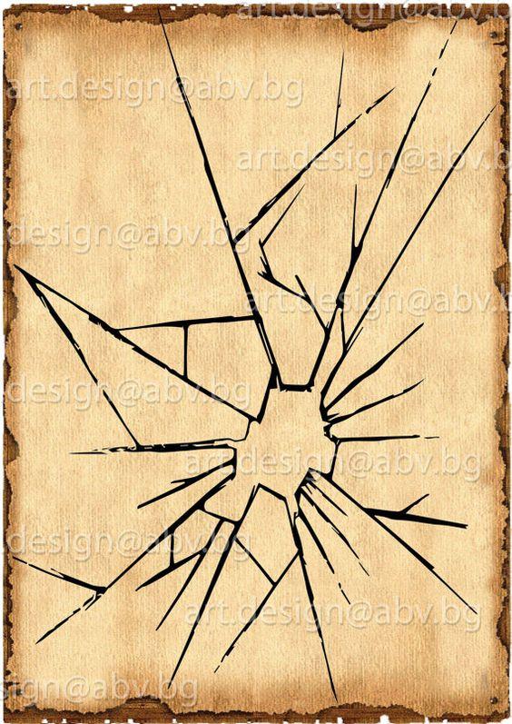 Broken Glass svg #4, Download drawings