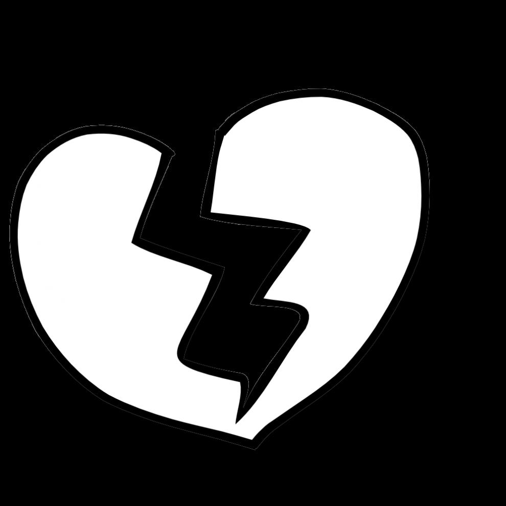 Broken Hearts coloring #15, Download drawings