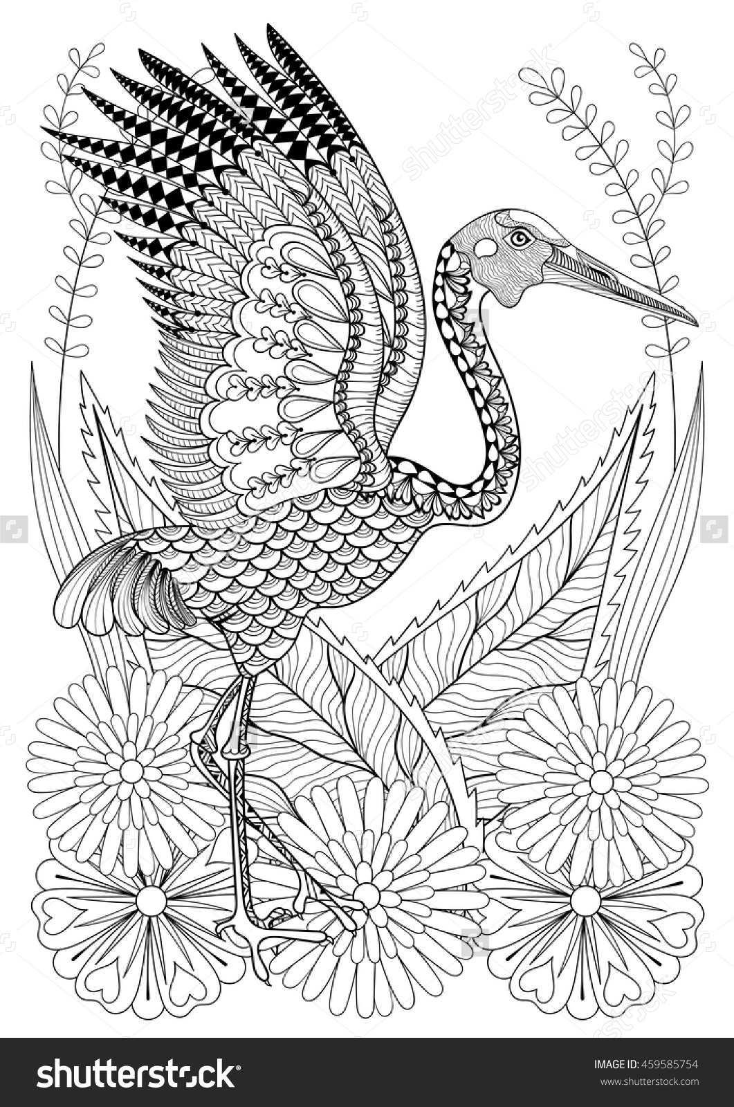Brolga clipart #3, Download drawings
