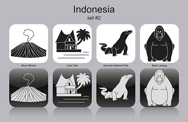 Mount Bromo clipart #14, Download drawings
