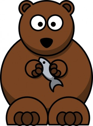 Brown Bear clipart #6, Download drawings