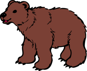 Brown Bear clipart #16, Download drawings