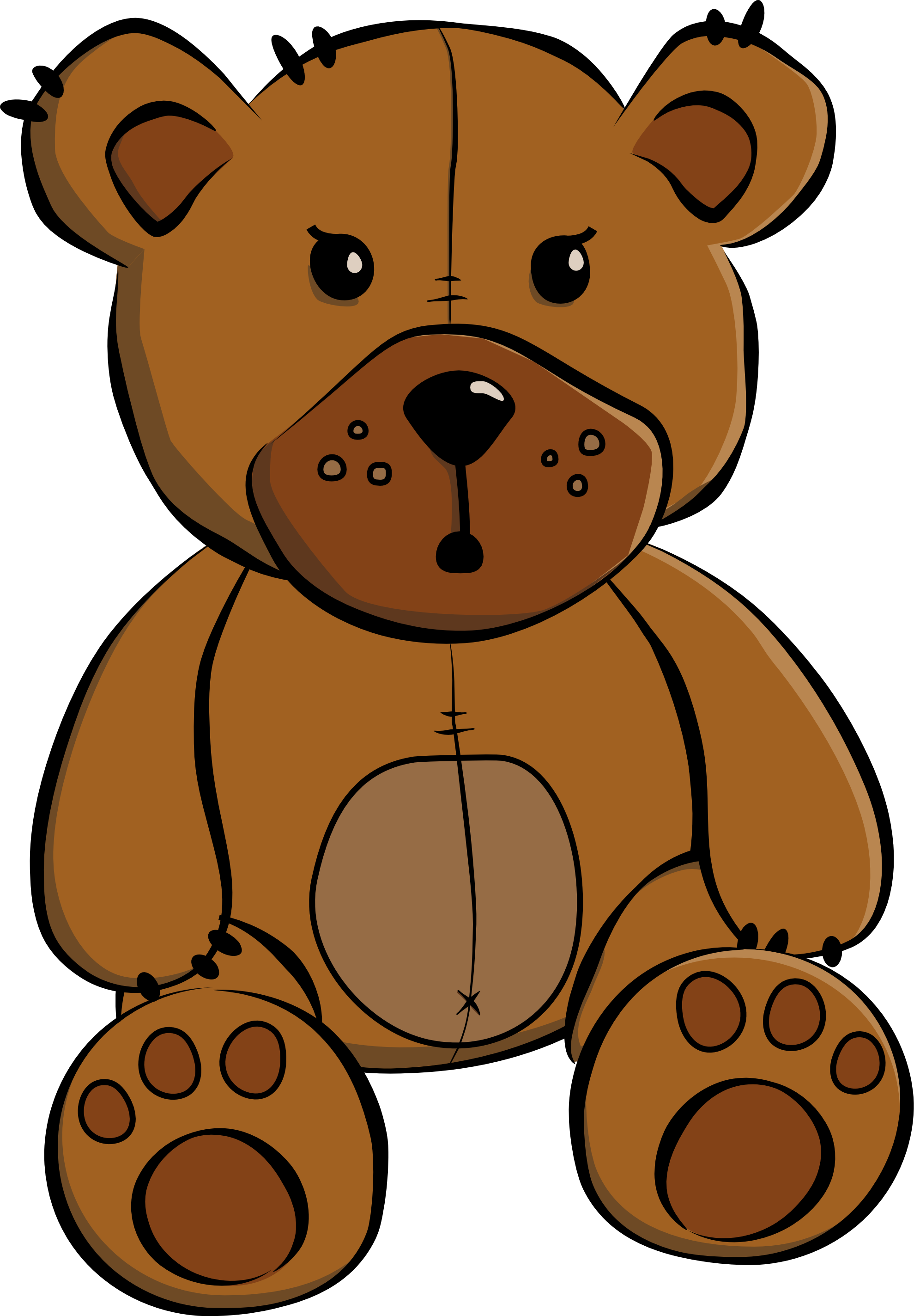 Brown Bear clipart #1, Download drawings