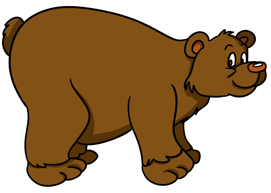 Brown Bear clipart #15, Download drawings