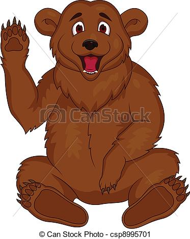 Brown Bear clipart #2, Download drawings