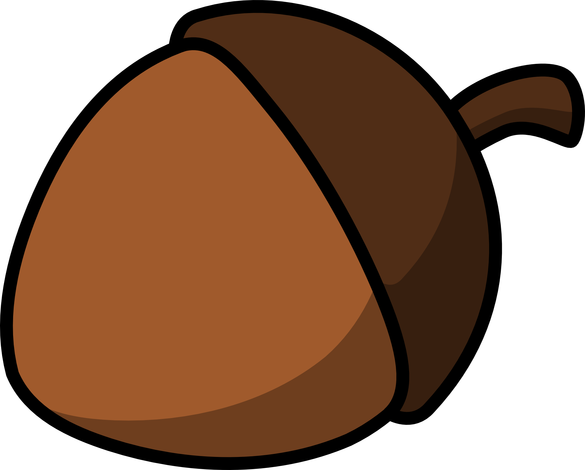 Acorn clipart #15, Download drawings