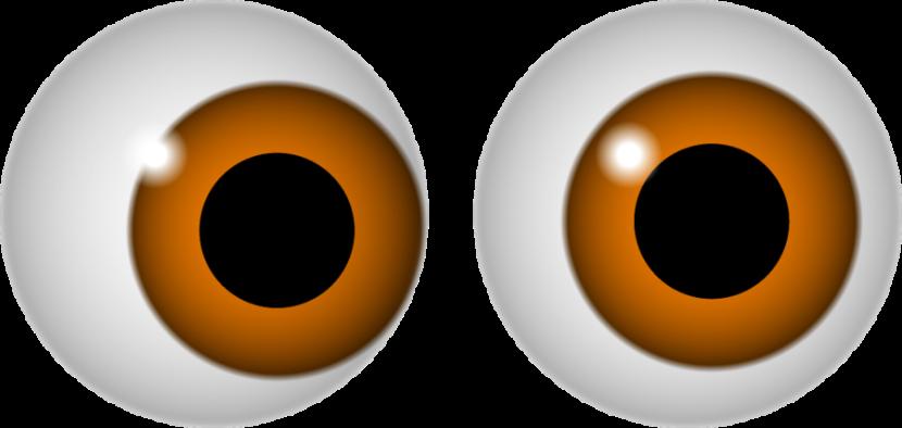 Orange Eyes clipart #20, Download drawings