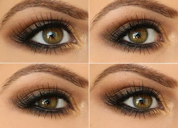 Brown Eyes coloring #11, Download drawings