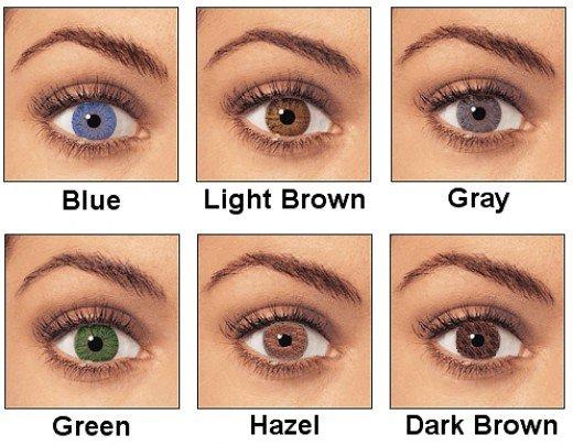 Brown Eyes coloring #13, Download drawings