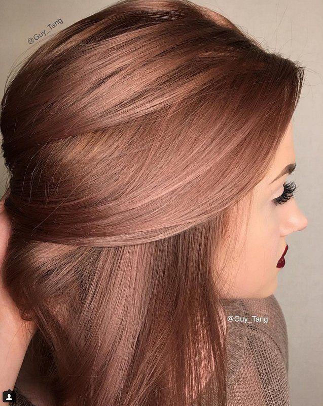 Brown Hair coloring #8, Download drawings