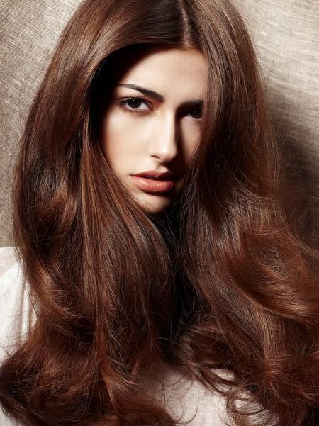 Brown Hair coloring #1, Download drawings