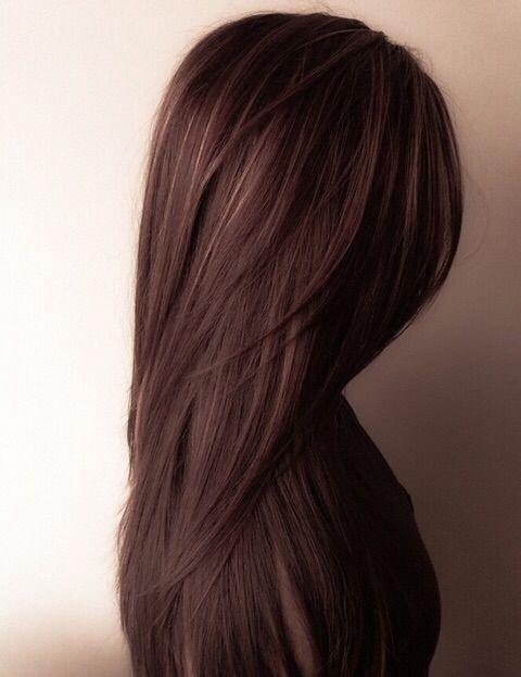 Brown Hair coloring #16, Download drawings
