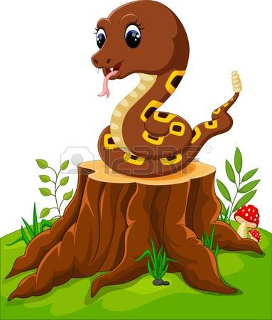 Brown Tree Snake clipart #18, Download drawings