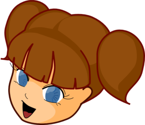 Brunette clipart #11, Download drawings