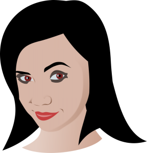 Brunette clipart #9, Download drawings