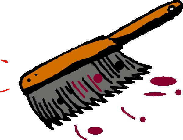 Brush clipart #18, Download drawings
