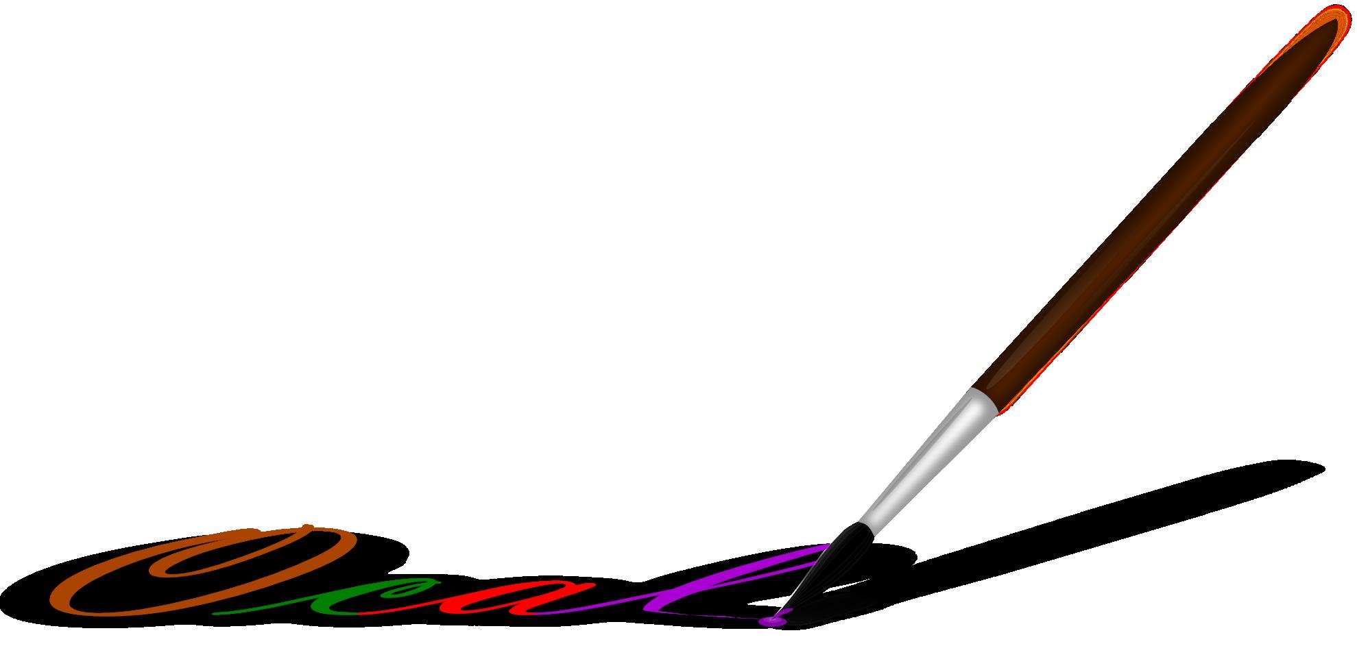 Brush clipart #5, Download drawings