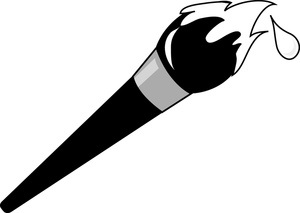 Brush clipart #11, Download drawings