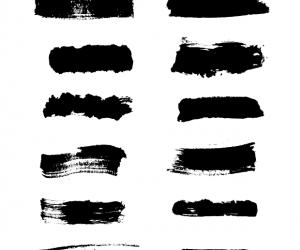 Brush svg #11, Download drawings