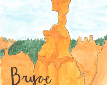 Bryce Canyon clipart #15, Download drawings