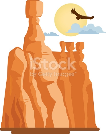 Bryce Canyon National Park clipart #2, Download drawings