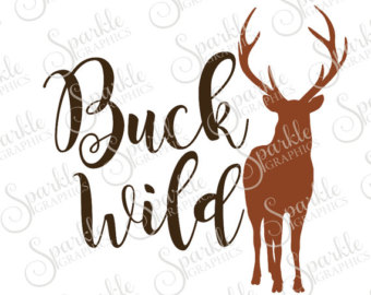 Buck Svg Download Buck Svg For Free 2019