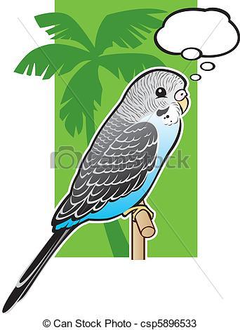 Parakeet clipart #15, Download drawings