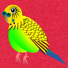 Budgie svg #12, Download drawings