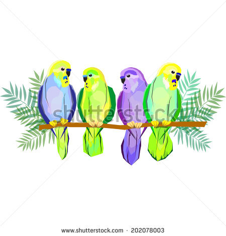 Budgie svg #11, Download drawings