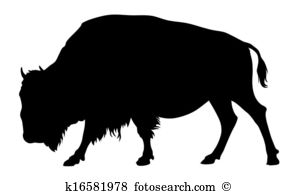 Buffalo clipart #2, Download drawings
