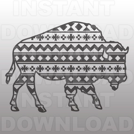 Buffalo svg #234, Download drawings