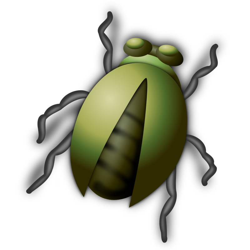 Bug clipart #6, Download drawings