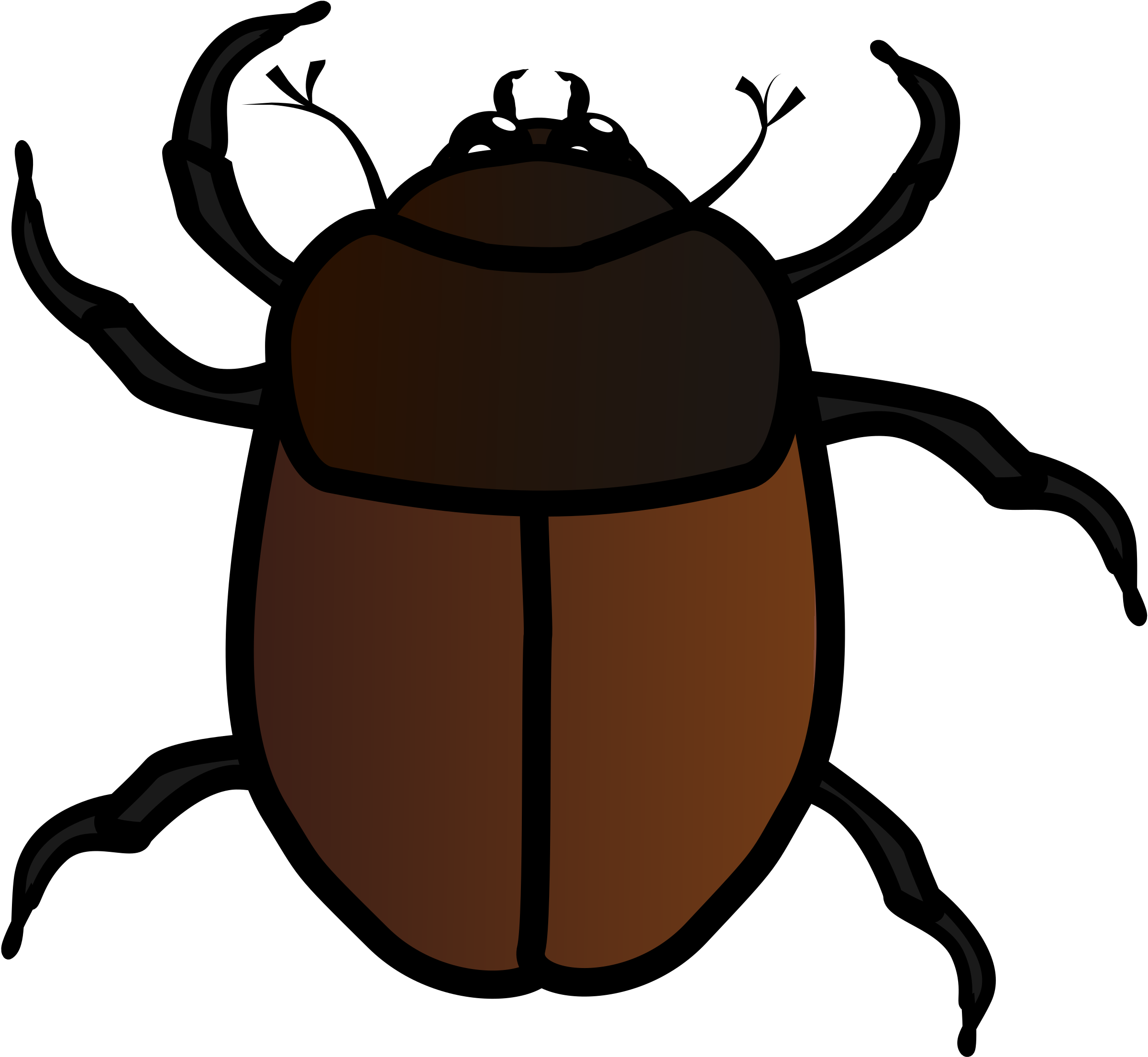 Bug clipart #3, Download drawings