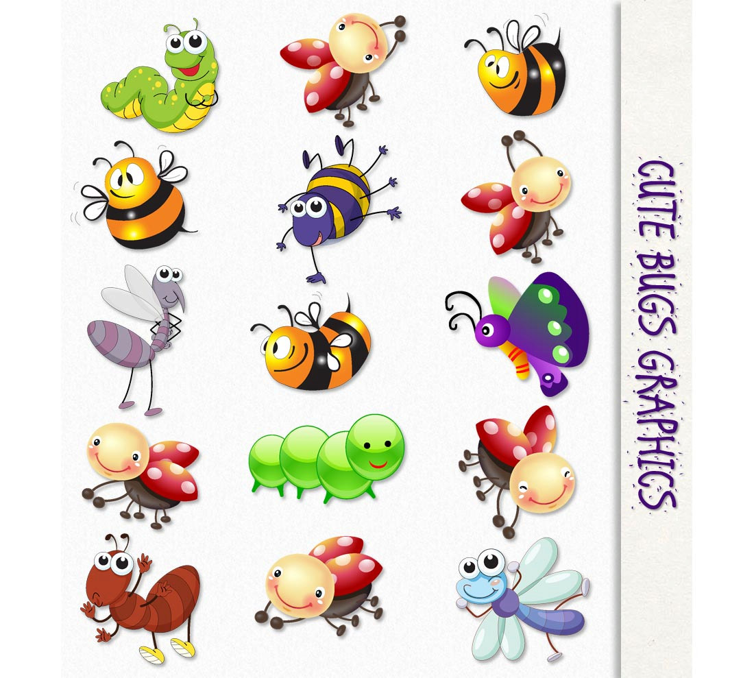 Bugs clipart #11, Download drawings