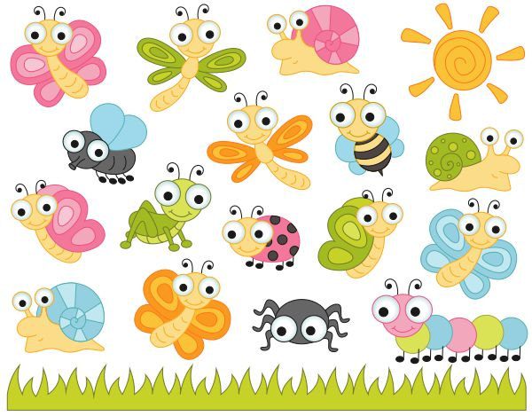 Bugs clipart #9, Download drawings