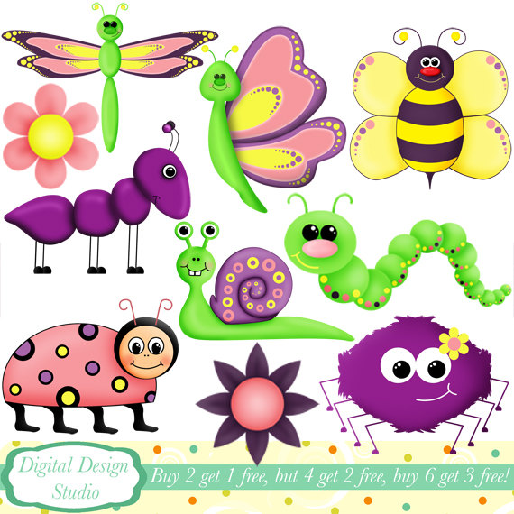 Bugs clipart #12, Download drawings