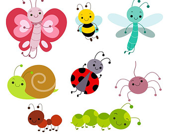 Bugs clipart #3, Download drawings