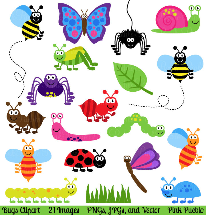 Bugs clipart #6, Download drawings